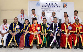 Special Convocation, on 29 Dec 2012