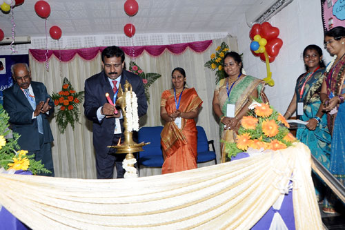 National Conference on Advances in Computer Science & Information Technology - ACSIT 13, organized by the Dept of CSE, on 12 Apr 2013