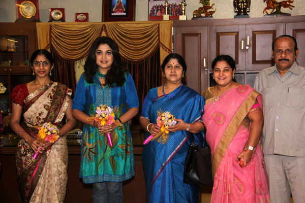 Women's Day Celebration, on 06 Mar 2015