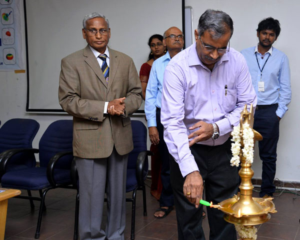 Workshop on Innovative Antennas in Modern Technologies,<br> organized by Department of ECE, on 12 & 13 Apr 2016