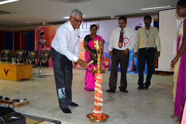 A National Level Technical Symposium - PRAVESHA'16, organized by Dept of CSE,  on 05 Oct 2016