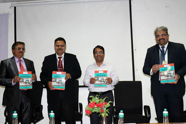 National Conference on Contemporary Management Practices in Digital India, Cheif Guests Dr.MS Narasimhan, IIM Bangalore; Mr.Manoj Sathe, Vice President, NSDL, Mumbai, on 26 & 27 Apr 2018