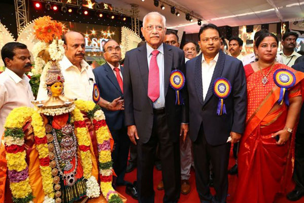 Vels Silver Jubilee & Chairman's Golden Jubilee Celebrations, on 07 Oct 2017